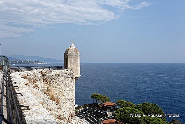 Fort Antoine de Monaco
