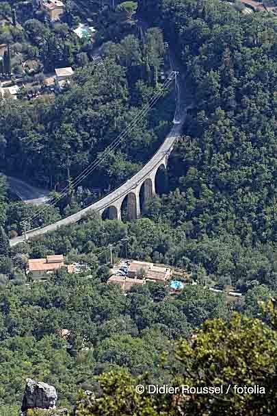 Viaduc du Riou de Gourdon