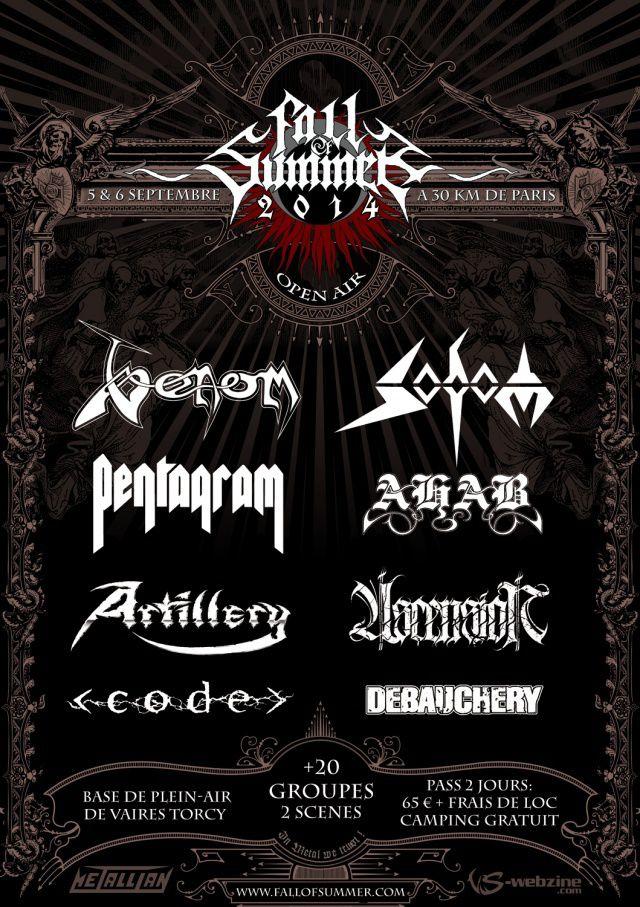 Un nouveau festival Metal à Marne la Vallée !!!