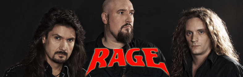 "New RAGE video live ""Empty Hollow"""