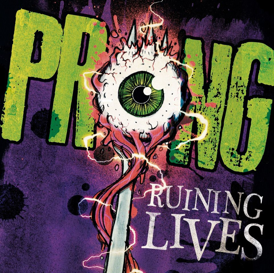 New Interview with Tommy Victor from PRONG for Ruining Lives
