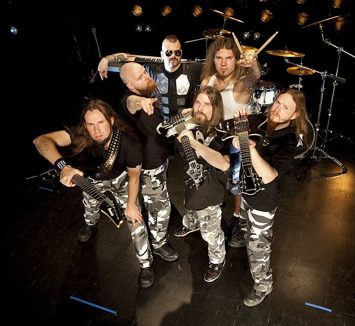 "New SABATON videoclip ""To Hell and Back"""