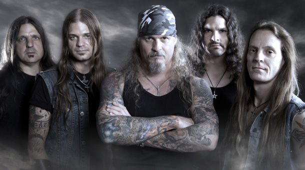 ICED EARTH annule sa venue au Hellfest