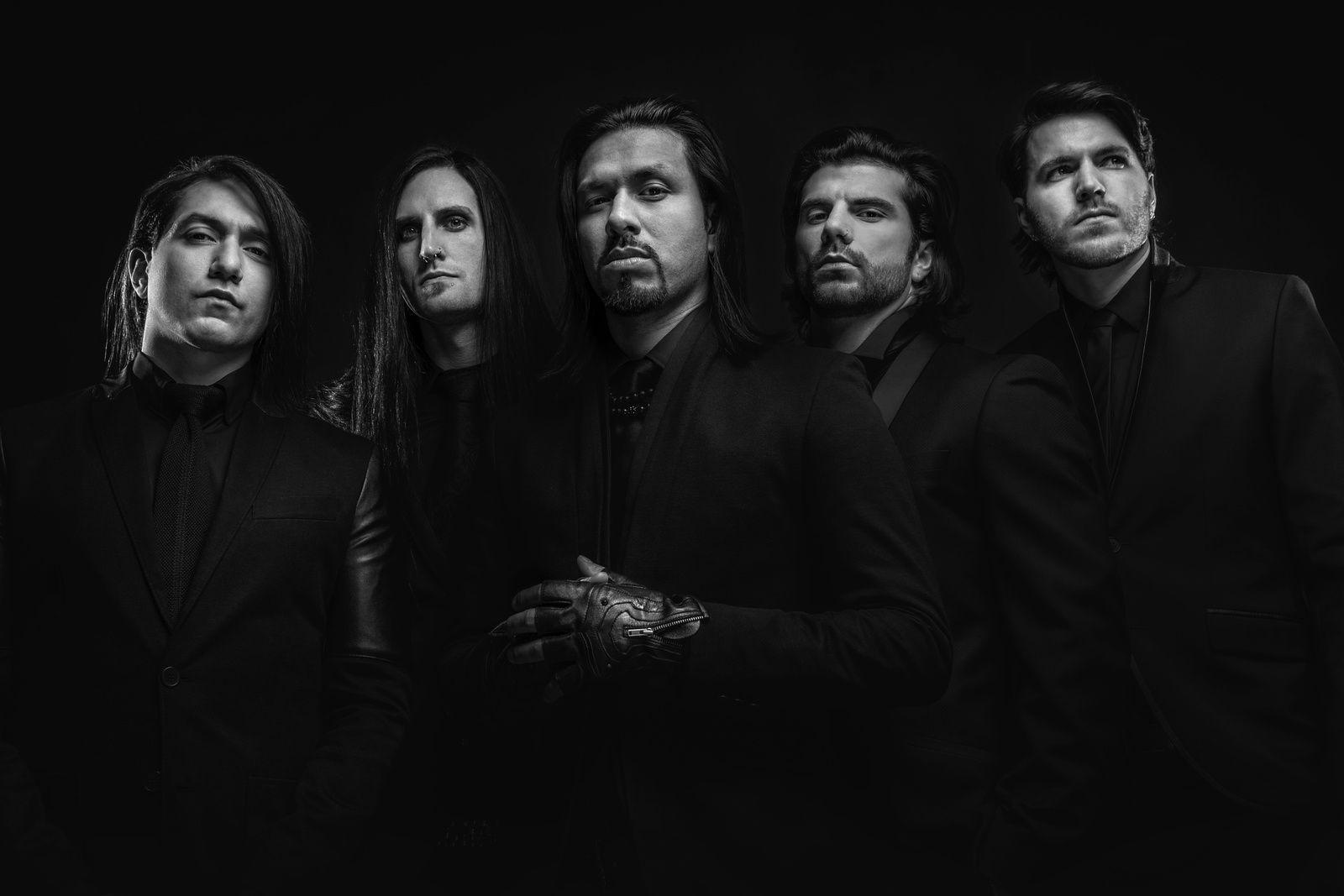 New POP EVIL video interview