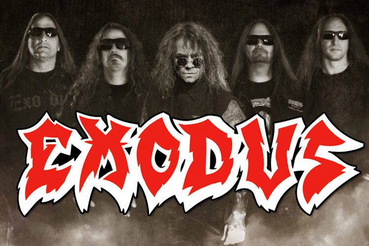 New EXODUS song featuring Kirk Hammett (METALLICA)