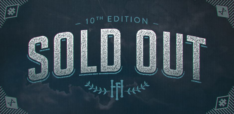 HELLFEST sold out !