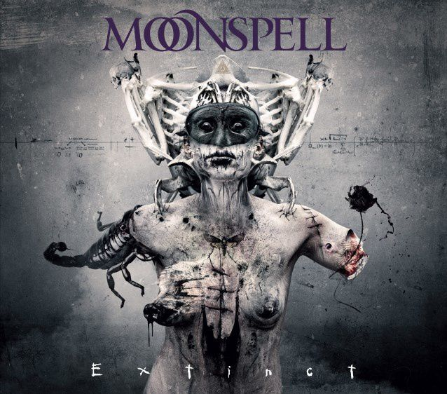 "New MOONSPELL song ""The last of us"""