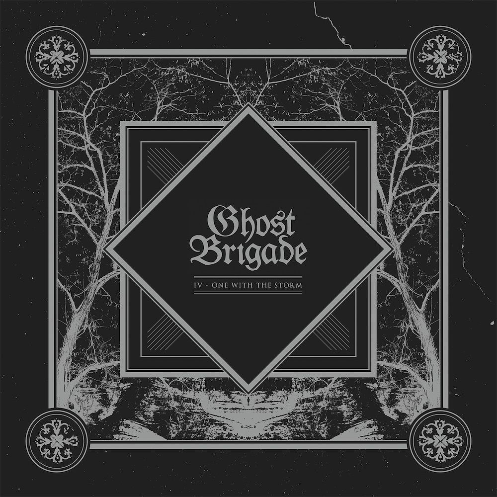 GHOST BRIGADE - One with the storm - 15/20