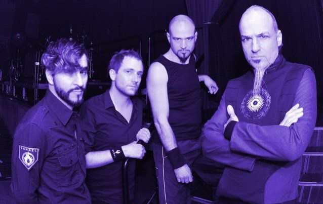 SAMAEL new line up with Drop (ex-SYBREED)