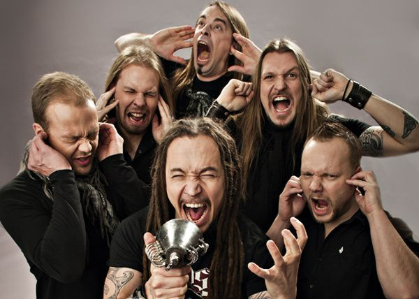 AMORPHIS on tour in Europe with ARCH ENEMY & NIGHTWISH