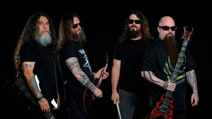 """New SLAYER song """"When the Stillness comes"""""""