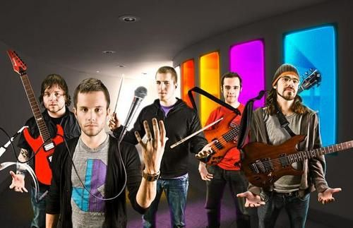 """Between the Buried and Me """"The Coma Machine"""""""