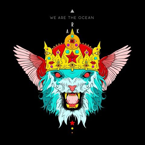 New video interview with Liam from We are the ocean for the release of Ark