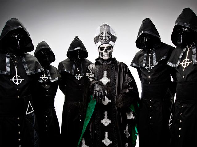New GHOST song &quot&#x3B;Cirice&quot&#x3B;