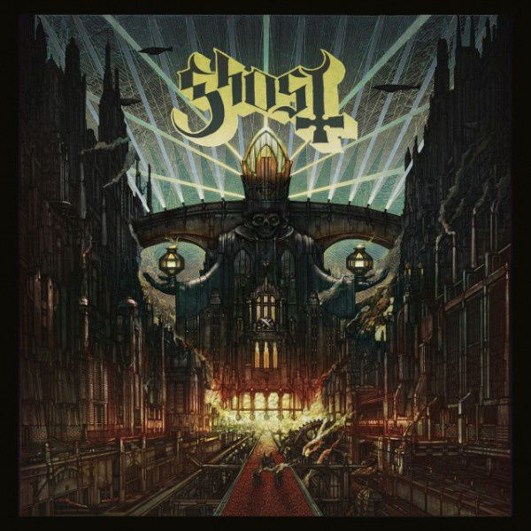 """New GHOST song """"Cirice"""""""