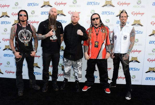 DEVIL YOU KNOW + 5 FINGER DEATH PUNCH : 2 Dates en France en Novembre