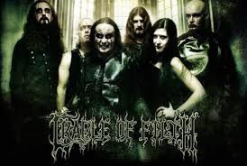 New CRADLE OF FILTH - Enshrined In Crematoria (OFFICIAL TRACK)