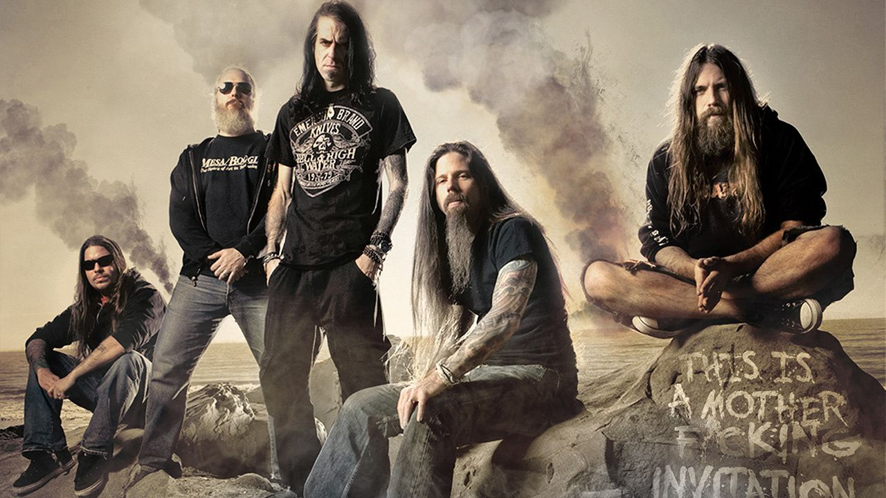 """New LAMB OF GOD videoclip """"Overlord"""""""