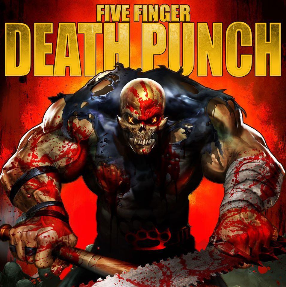 "New FIVE FINGER DEATH PUNCH videoclip ""Jekyll & Hyde"""