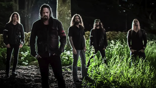 New EVERGREY videoclip - Black Undertow -