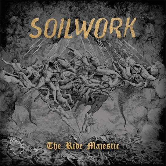 SOILWORK: Lyric Video For 'The Ride Majestic'