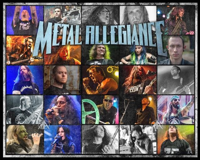 METAL ALLEGIANCE — the all-star metal band