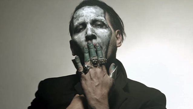 MARILYN MANSON's 'Third Day Of A Seven Day Binge'