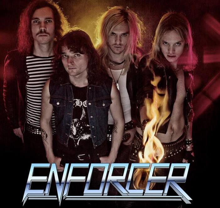 New ENFORCER videoclip - Undying Evil