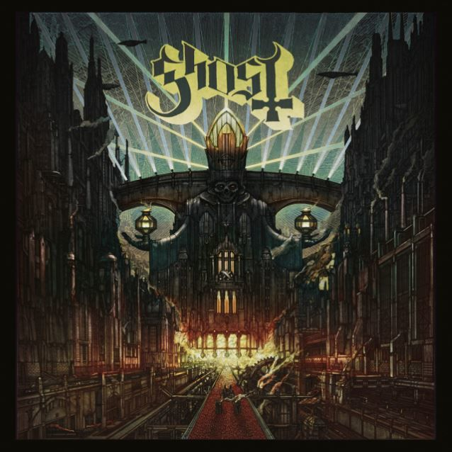 GHOST: New Song 'Majesty' Available For Streaming