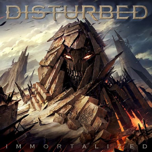 DISTURBED: Official Lyric Video For New Song 'What Are You Waiting For'