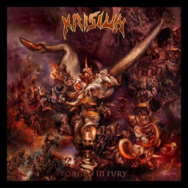 KRISIUN: Lyric Video For New Song 'Ways Of Barbarism'