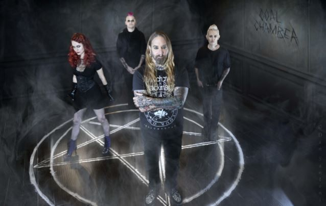COAL CHAMBER: Lyric Video For 'Another Nail In The Coffin' Song