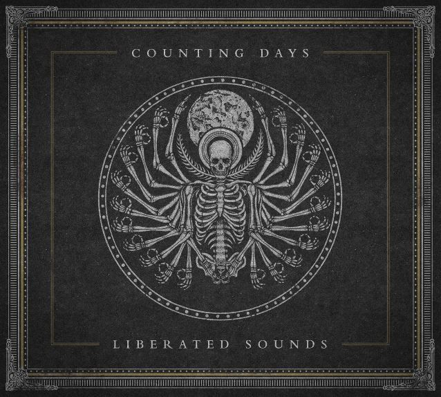 COUNTING DAYS: 'Liberated Sounds' Lyric Video