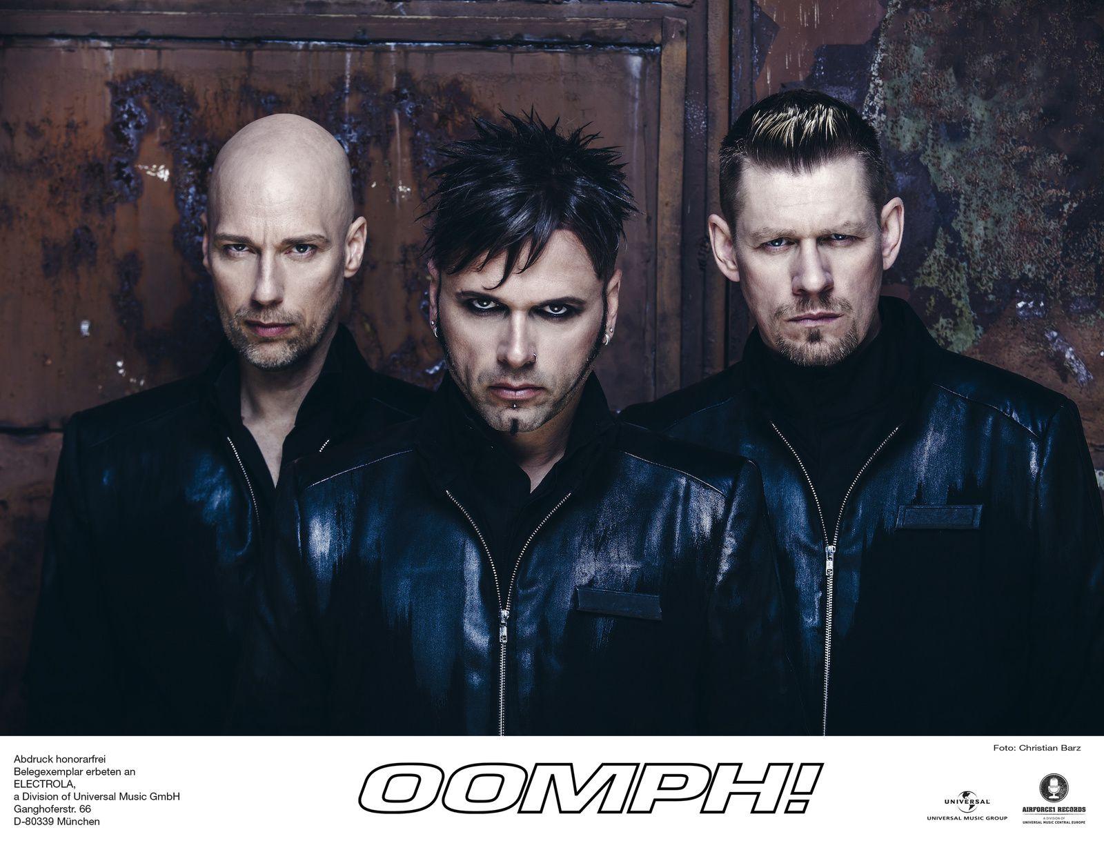 """New OOMPH! videoclip """"Alles aus Liebe"""""""