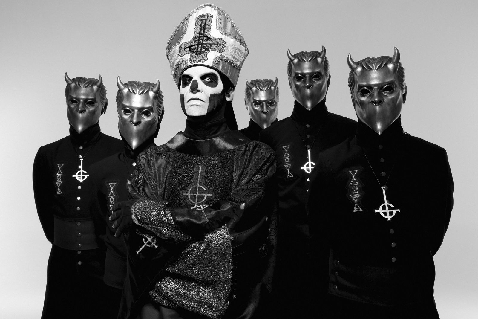 """Le nouveau clip de GHOST """"From The Pinnacle To The Pit"""""""