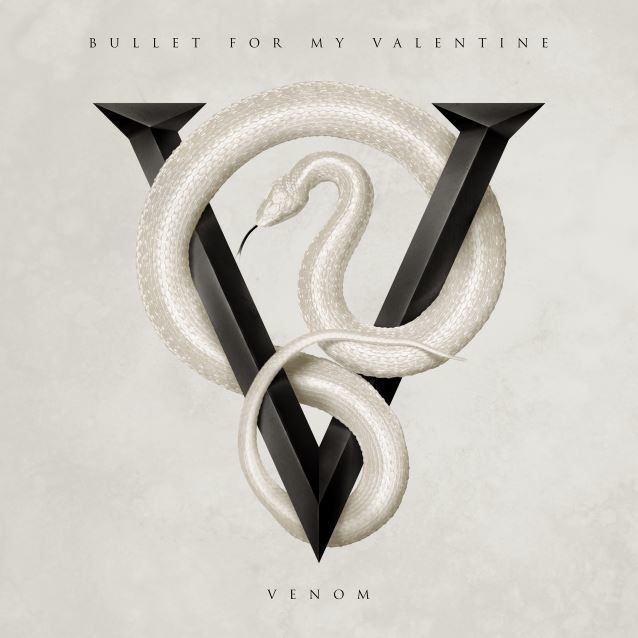 BULLET FOR MY VALENTINE le nouveau clip video &quot&#x3B;Venom&quot&#x3B;