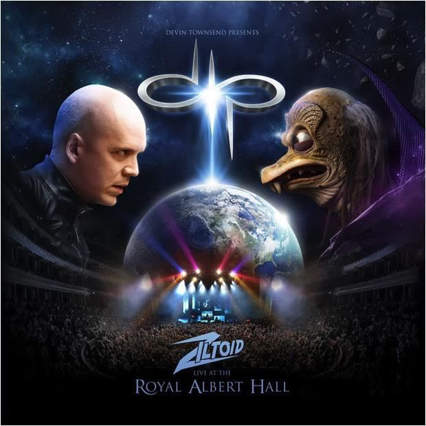 DEVIN TOWNSEND PROJECT - Trailer de Ziltoid Live at the Royal Albert Hall