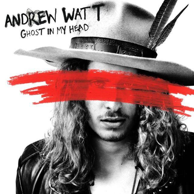 Video de ANDREW WATT des CALIFORNIA BREED 'Ghost In My Head'