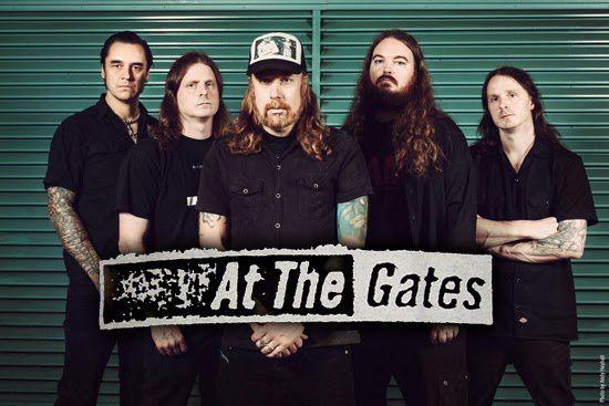 Le nouveau clip de AT THE GATES &quot&#x3B;The night Eternal&quot&#x3B;