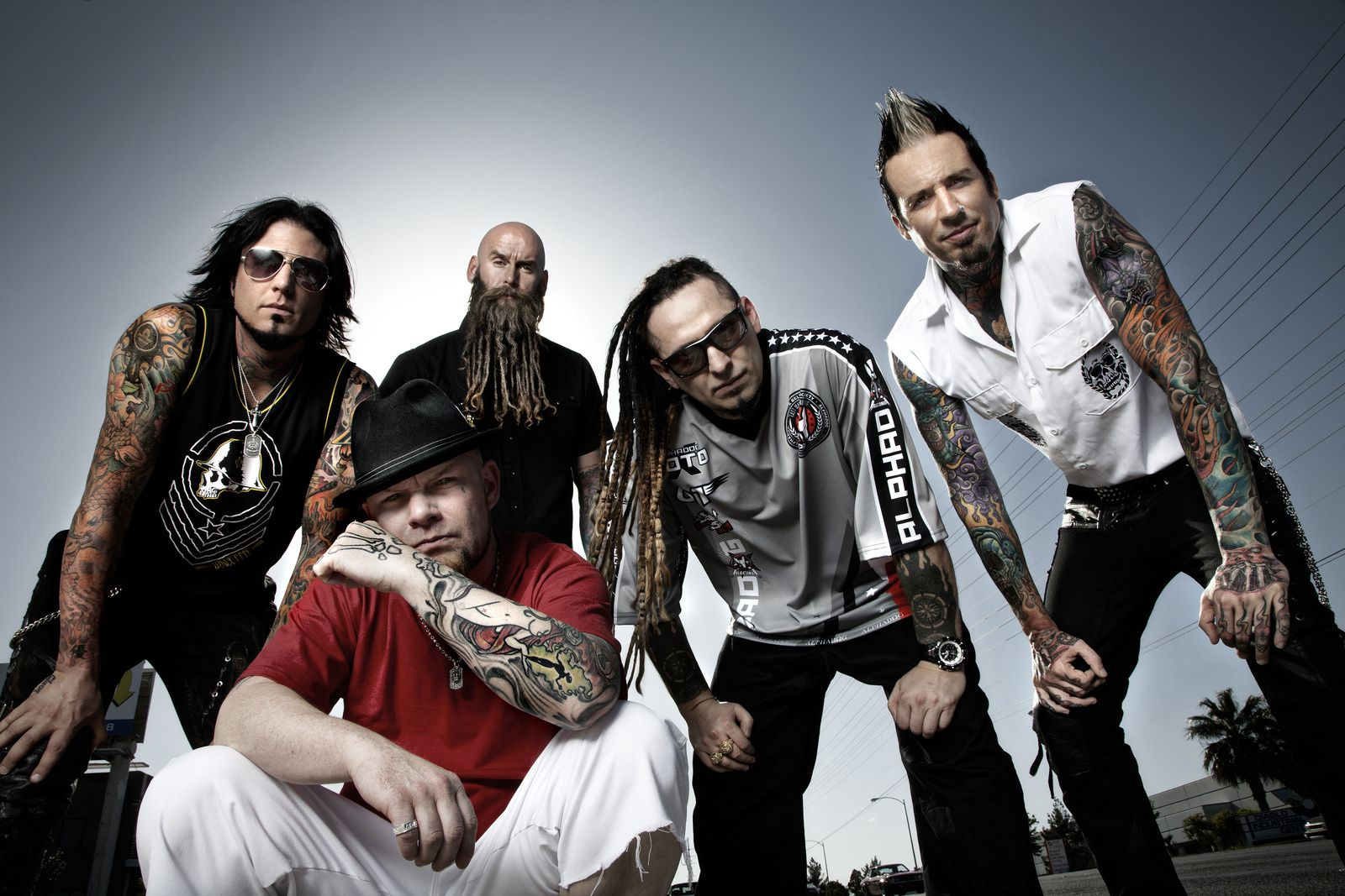 FIVE FINGER DEATH PUNCH annule son concert de demain soir à l'Olympia