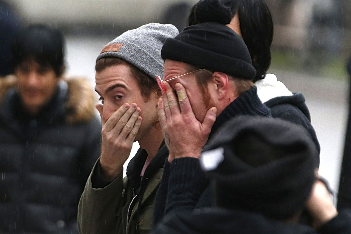 Les EAGLES OF DEATH METAL de retour au Bataclan 3 semaines après la Tragédie