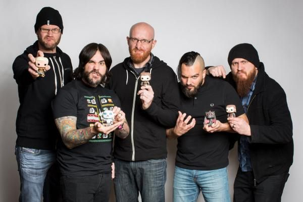 Le nouveau clip de KILLSWITCH ENGAGE &quot&#x3B;Strenght of the Mind&quot&#x3B;