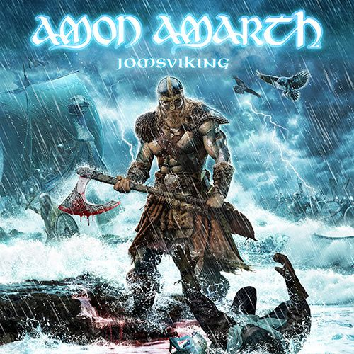 AMON AMARTH dévoile son 1er clip &quot&#x3B;First Kill&quot&#x3B; et la pochette de son nouvel album