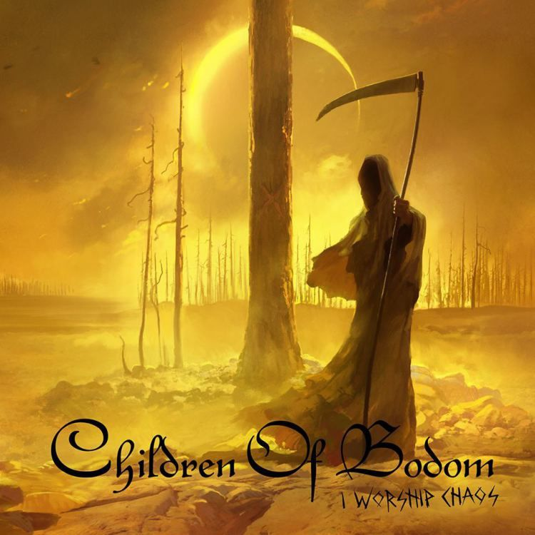 Nouvelle lyric video de CHILDREN OF BODOM &quot&#x3B;HORN&quot&#x3B; issu de leur dernier album