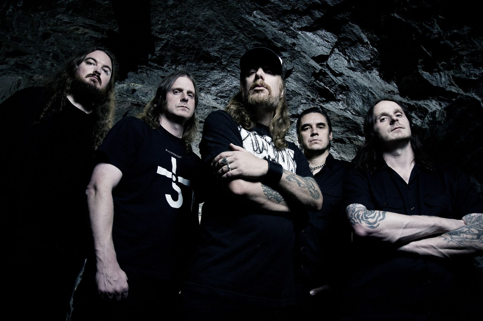 Video live de AT THE GATES &quot&#x3B;The circular ruins&quot&#x3B;