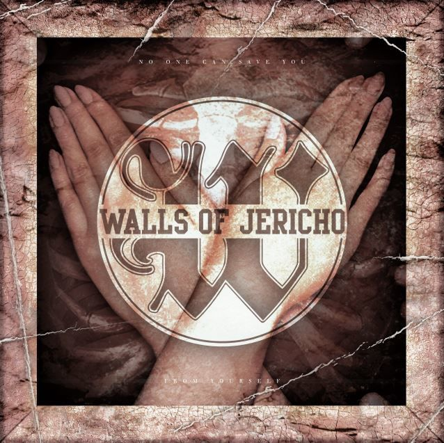Exclu!! Nouveau titre de WALLS OF JERICHO - Relentless