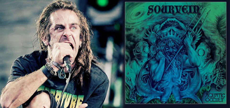 "SOURVEIN ""Ocypuss"" feat Randy Blythe!!"