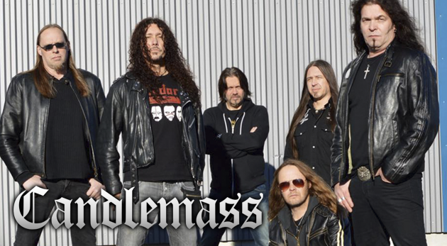 La nouvelle lyrics video de CANDLEMASS &quot&#x3B;Death thy Lover&quot&#x3B;
