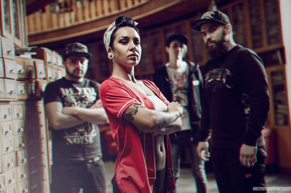 Le nouveau clip de JINJER &quot&#x3B;words of wisdom&quot&#x3B;