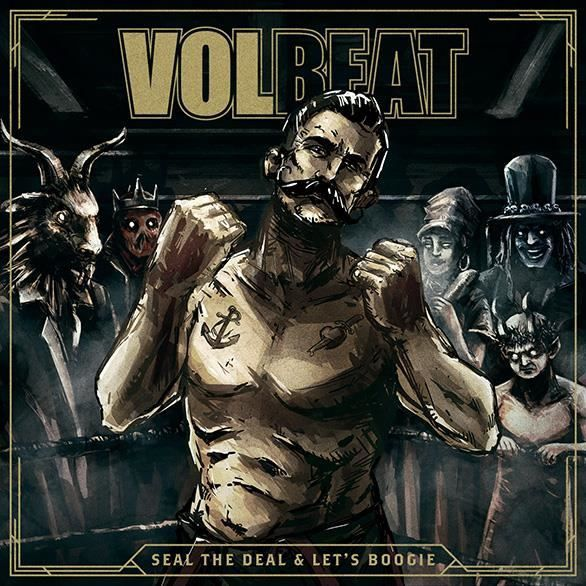 La nouvelle video de VOLBEAT For Evigt ft. Johan Olsen